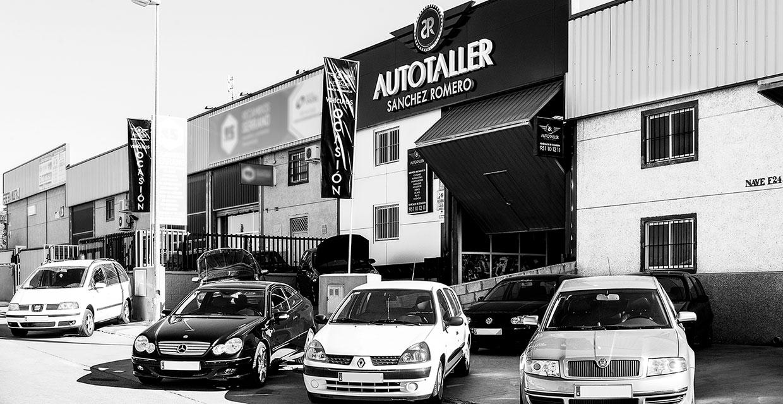 Autotaller Sanchez Romero-Taller de Mecanica del automovil